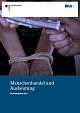 Titelseite des Bundeslagebildes Menschenhandel